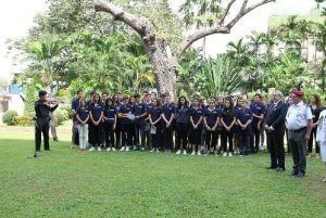 Les élèves du Lycée Français International de Bangkok